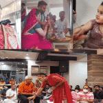 सुविख्यात उद्योगपति एवं समाजसेवी बीरेंद्र कुमार पाण्डेय ने किया भगवान भोलेनाथ का महारुद्राभिषेक